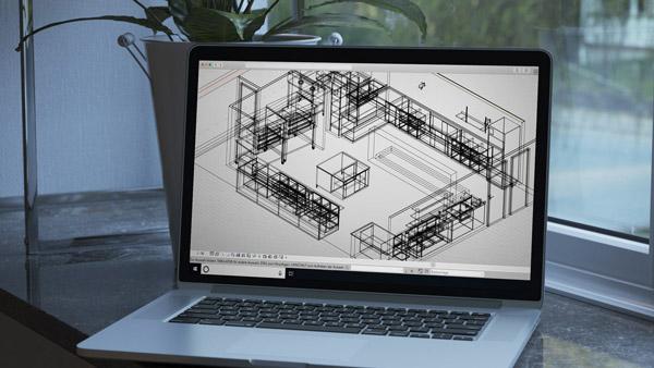 3d-planung skizze